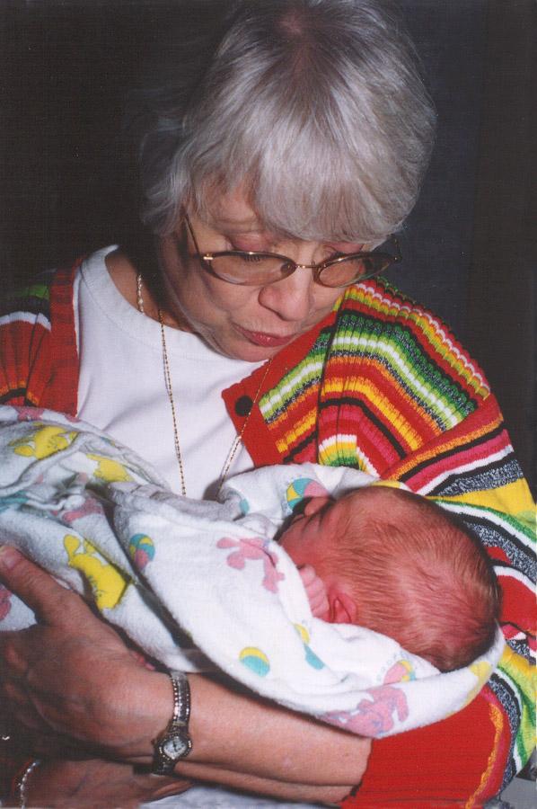 Luke and Granny