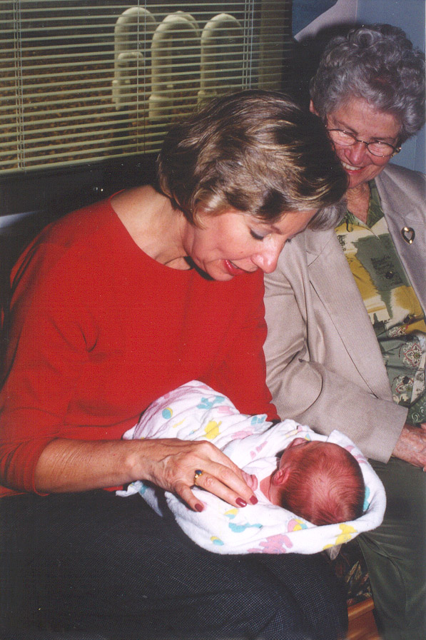 Luke and Nana